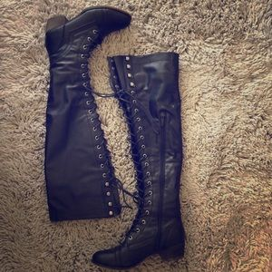 Fashion Nova Shoes - Combat boots